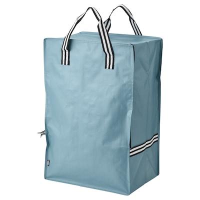 GÖRSNYGG Väska, blå, 40x30x60 cm/72 l