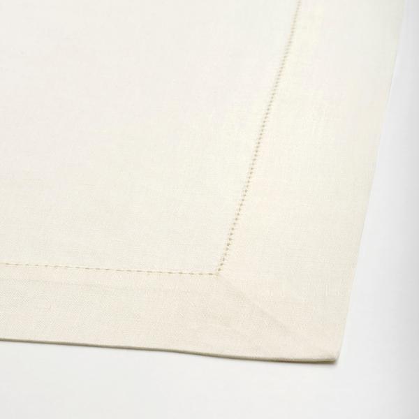 GULLMAJ Duk, spets vit, 145x240 cm