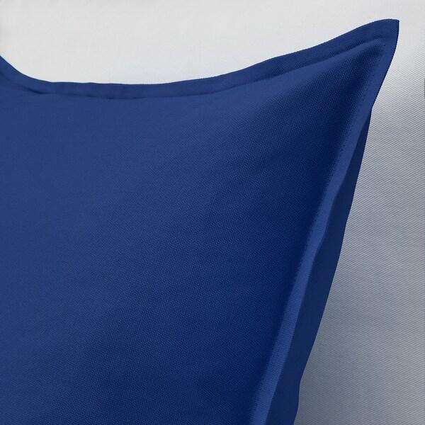 GURLI Kuddfodral, mörkblå, 50x50 cm