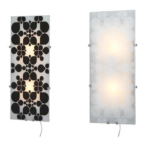 GYLLEN Platta IKEA Finns att få i andra mönster och färger; enkelt att förändra hemma genom att byta ut platta.