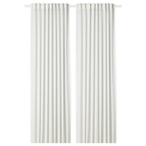 IKEA 2 st vita gardiner