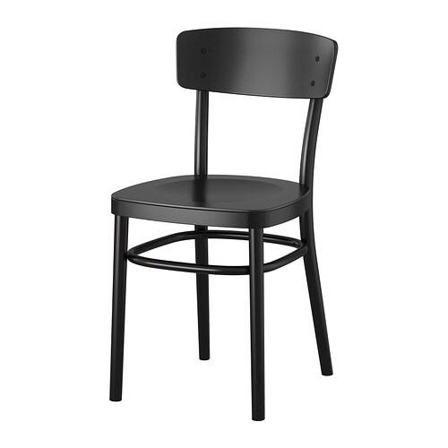 idolf stol ikea. Black Bedroom Furniture Sets. Home Design Ideas