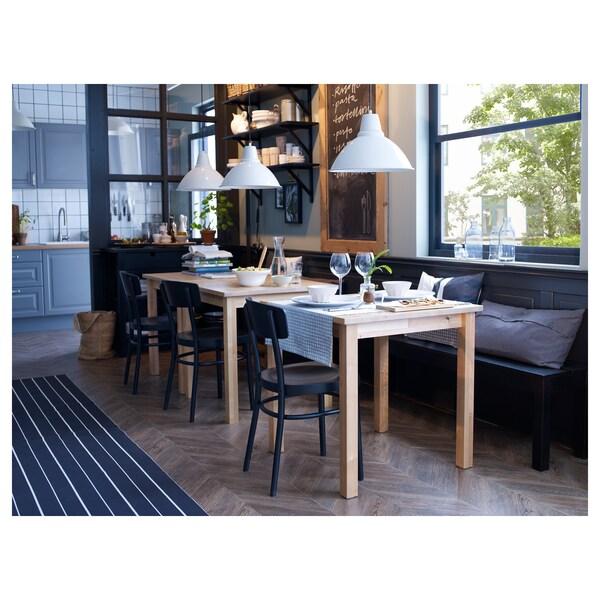 IDOLF Stol, svart IKEA