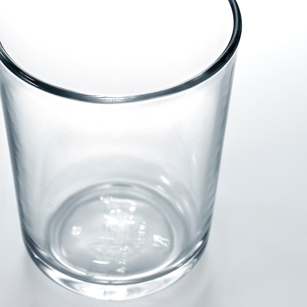 IKEA 365+ glas klarglas 9 cm 20 cl 6 styck