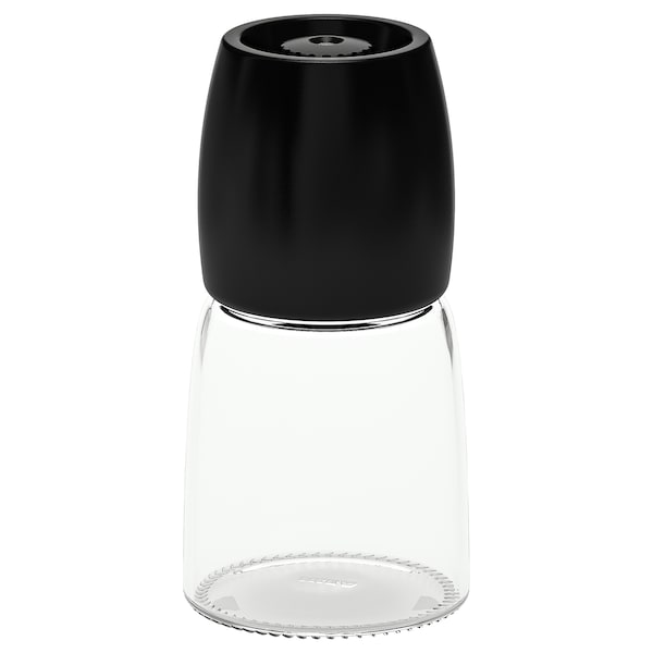 IKEA 365+ IHÄRDIG Kryddkvarn, svart, 12.5 cm
