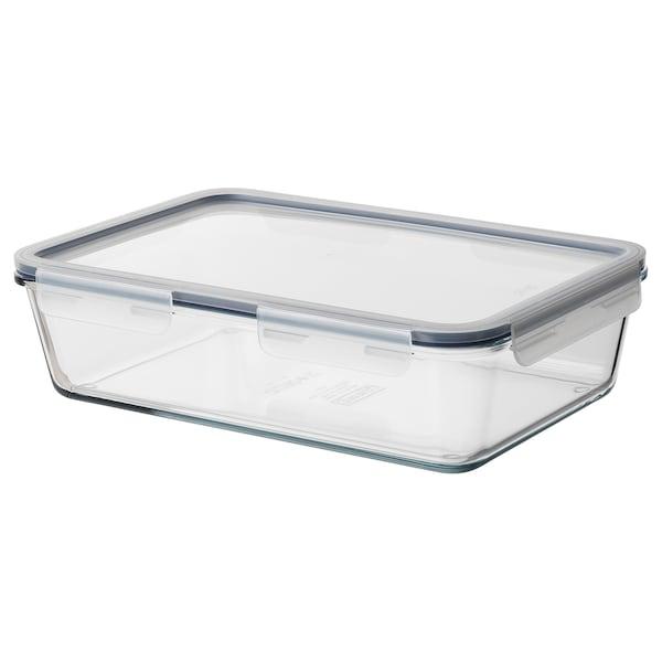 IKEA 365+ glasmatlåda recension