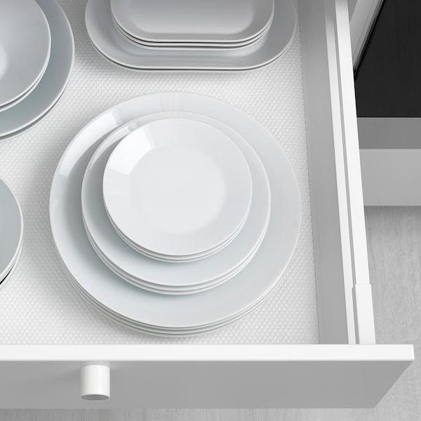 IKEA 365+ Tallrik, vit, 27 cm