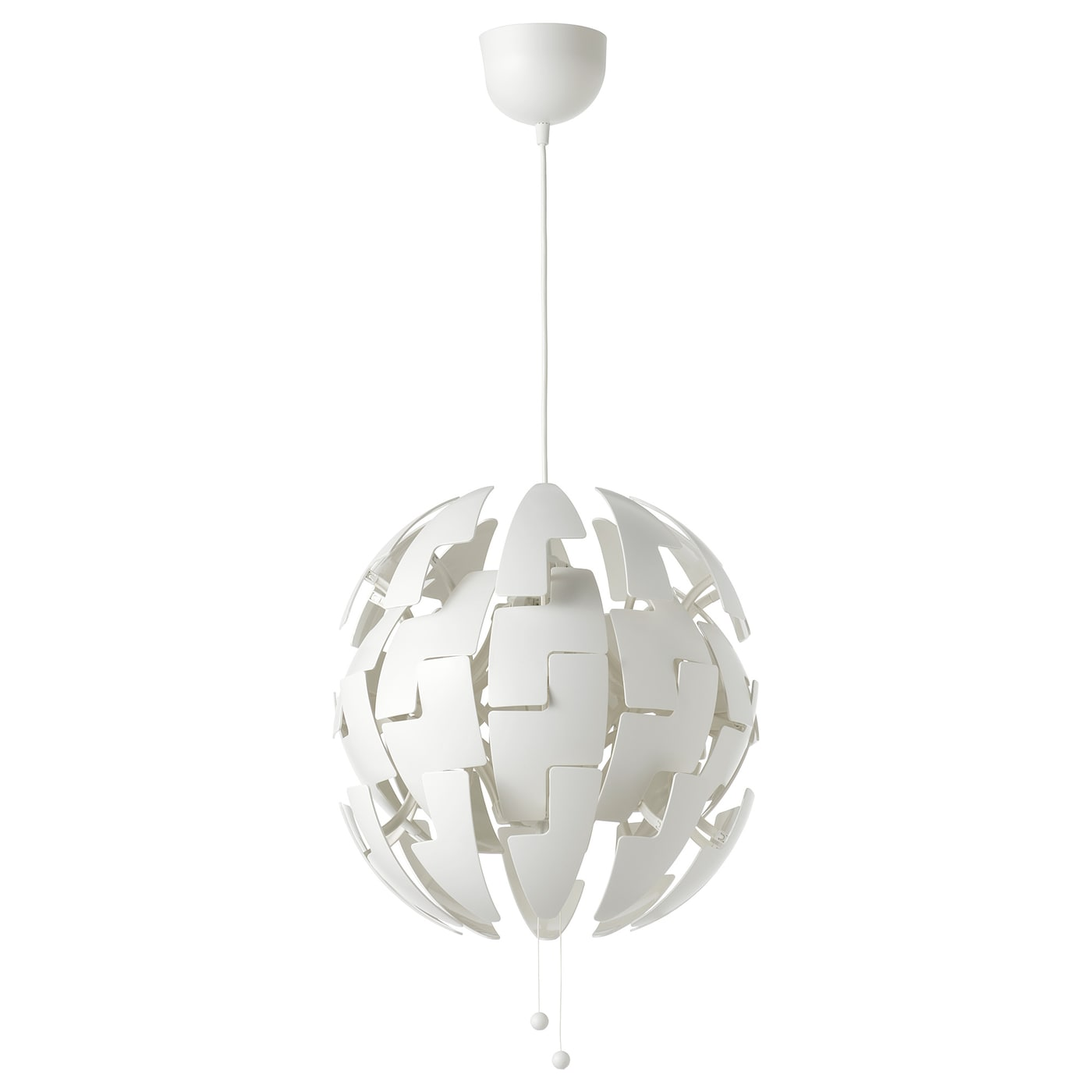 IKEA PS 2014 Taklampa vit 35 cm