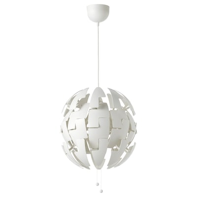 IKEA PS 2014 Taklampa, vit, 35 cm
