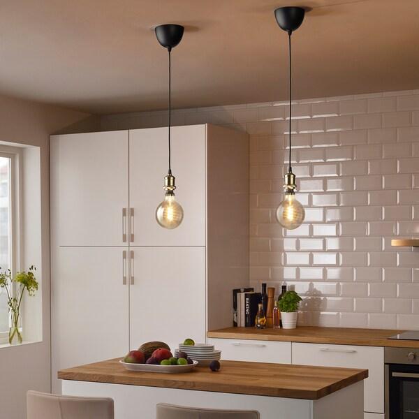 JÄLLBY Upphäng textil förmässingad IKEA