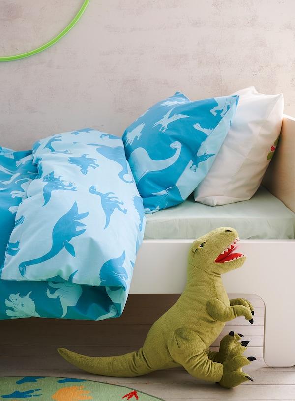 JÄTTELIK Mjukdjur, dinosaurie/dinosaurie/thyrannosaurus Rex, 66 cm