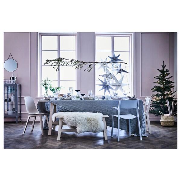 JANINGE Karmstol, grå