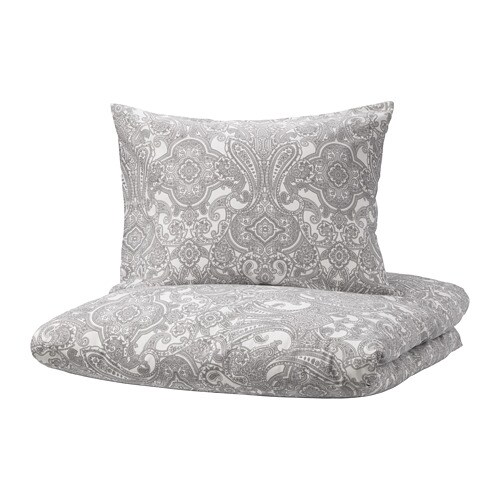 j ttevallmo p slakan 2 rngott 240x220 50x60 cm ikea. Black Bedroom Furniture Sets. Home Design Ideas