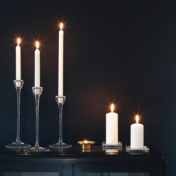 IKEA JUBLA Kronljus utan doft