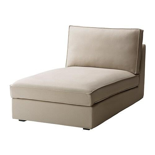 KIVIK Schäslong IKEA KIVIK är en rymlig soffserie där du sitter mjukt, djupt och med bekvämt stöd för ryggen.
