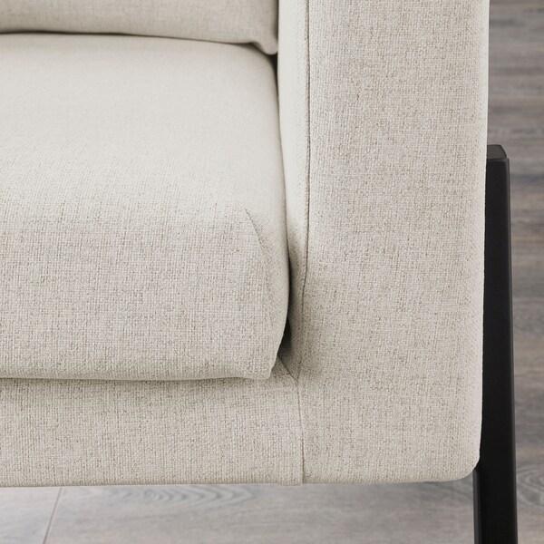 KOARP Fåtölj, Gunnared beige IKEA
