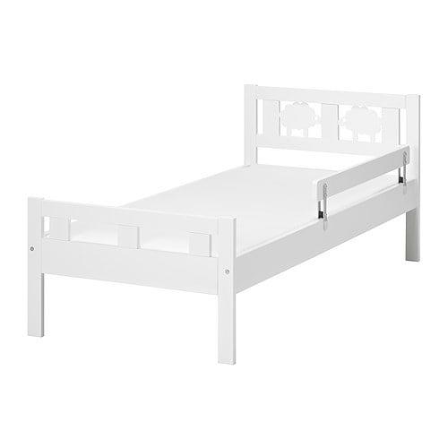 KRITTER Sängstomme med ribbotten IKEA