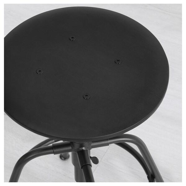 KULLABERG pall svart 110 kg 34 cm 36 cm 36 cm 47 cm 69 cm