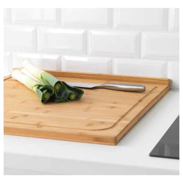 LÄMPLIG Skärbräda, bambu IKEA