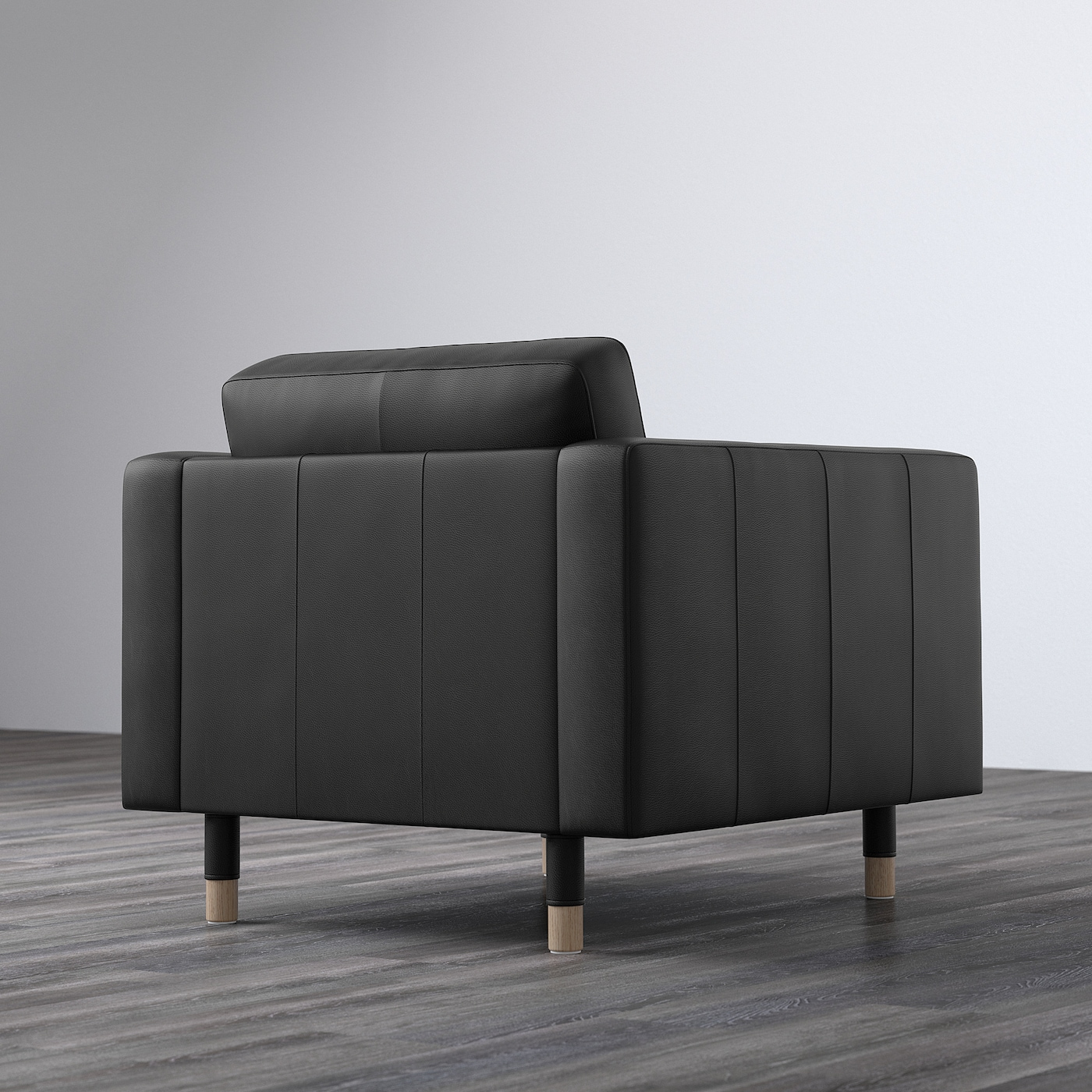 LANDSKRONA Fåtölj, GrannBomstad gyllenbrun, Bredd: 89 cm IKEA
