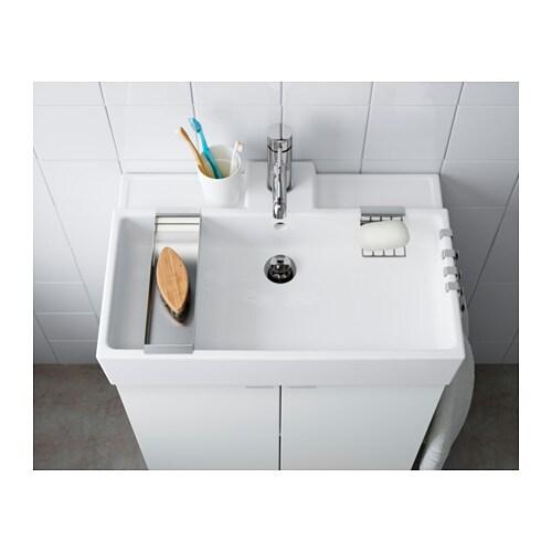 LILLåNGEN Tvättställ 1 ho 61x41x13 cm IKEA