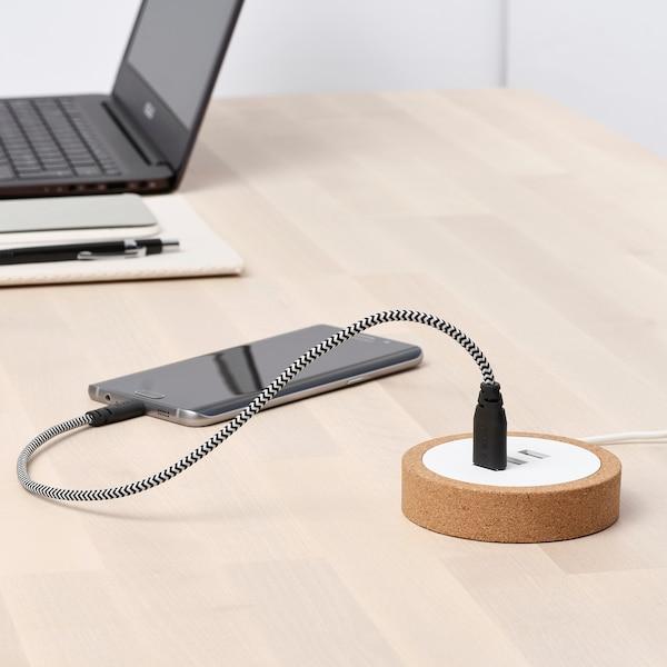 IKEA LILLHULT Mikro-usb till usb-kabel