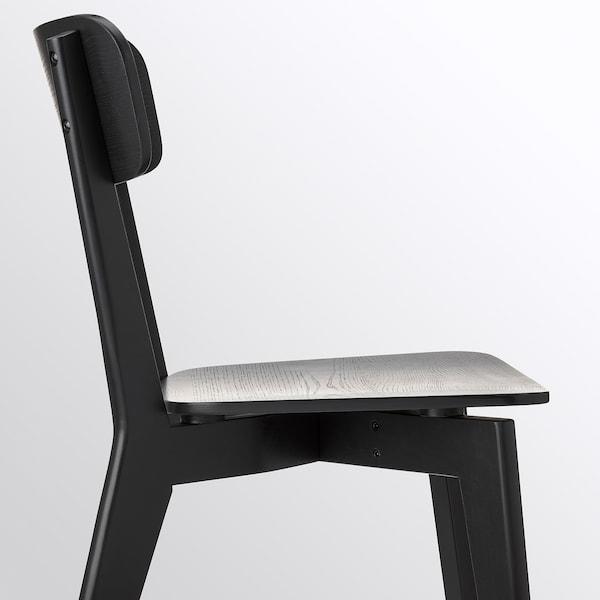 LISABO Stol, svart