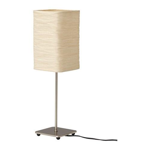 MAGNARP Bordslampa , natur Skärmbredd: 15 cm Höjd: 50 cm Sladdlängd: 2.0 m