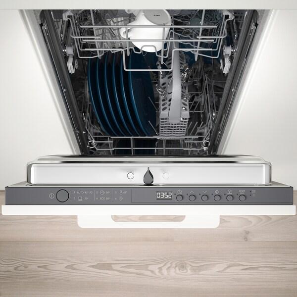 IKEA MEDELSTOR Integrerad diskmaskin