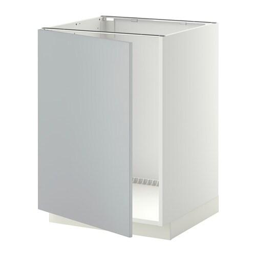 Ikea Kok Veddinge Gra : METOD Bonkskop for diskbonk IKEA Stommens konstruktion or rejol