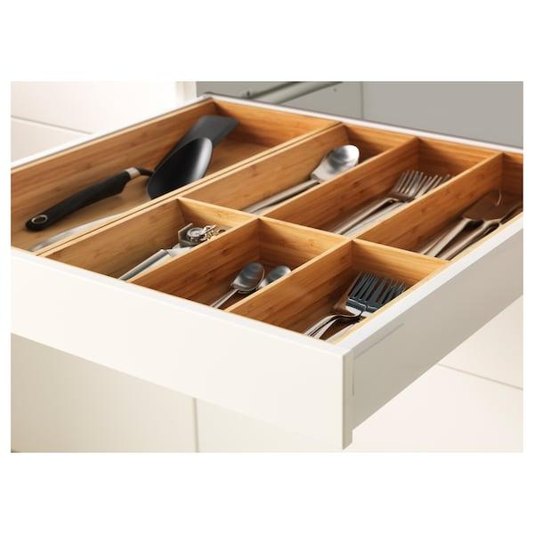 METOD / MAXIMERA Bänksk 2 frnt/2 låg/1 md/1 hög låda, vit/Ringhult vit, 60x60 cm
