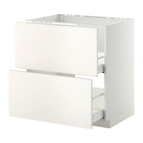 Schreibtisch Ikea Galant Buche ~   diskbänk+2 frntr 2 lådor  vit, Veddinge vit, 80×60 cm  IKEA