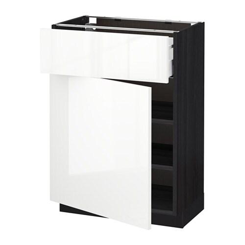 Ikea Koksluckor Ringhult : ikea koksluckor ringhult  hyllplan 2 dorrar vit, Ringhult hogglans