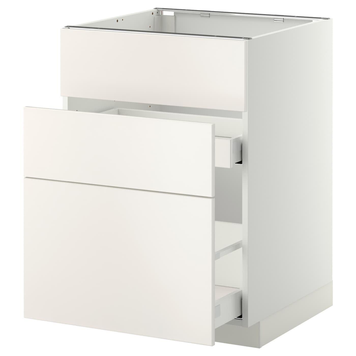 Ett diskställ även under diskbänken är perfekt för smart förvaring!