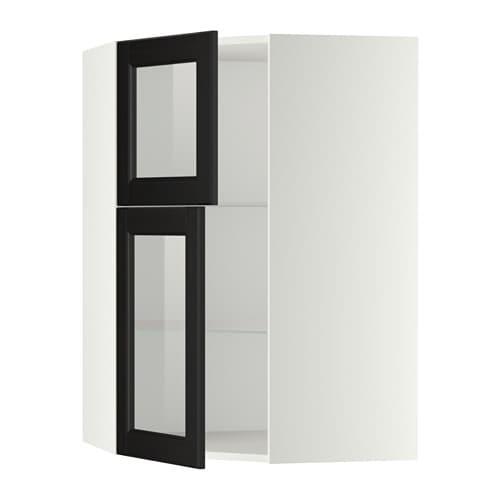 Ikea Kok Laxarby Vit