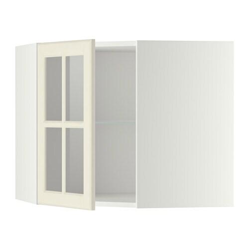 metod v ggh rnsk p m hyllplan vitrind rr vit bodbyn off white 68x60 cm ikea. Black Bedroom Furniture Sets. Home Design Ideas
