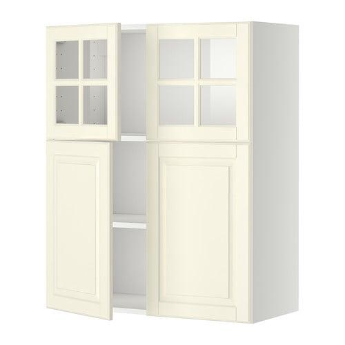 och vitvaror  Köksskåp och köksluckor  METOD system Väggskåp