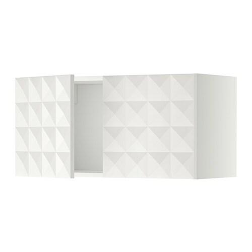 metod v ggsk p med 2 d rrar vit herrestad vit ikea. Black Bedroom Furniture Sets. Home Design Ideas
