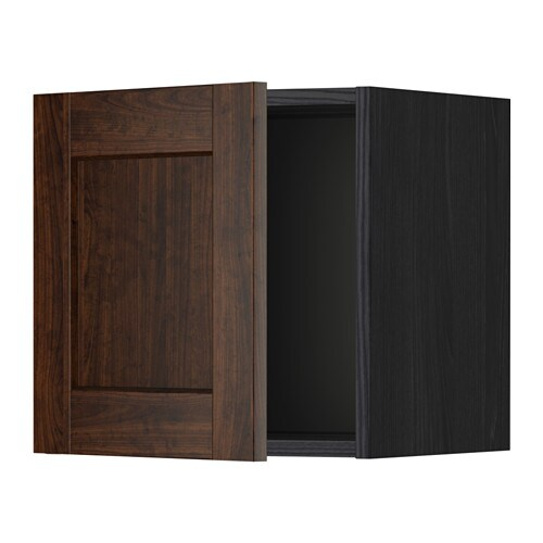 metod v ggsk p tr m nstrad svart edserum tr m nstrad brun 40x40 cm ikea. Black Bedroom Furniture Sets. Home Design Ideas