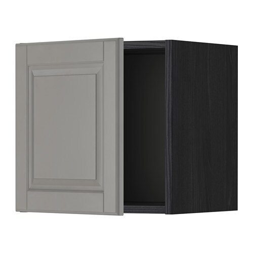 metod v ggsk p bodbyn gr tr m nstrad svart 40x40 cm ikea. Black Bedroom Furniture Sets. Home Design Ideas