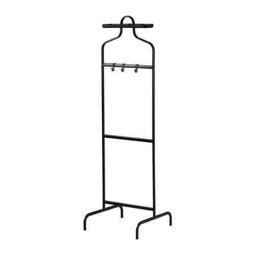 MULIG Klädbetjänt svart IKEA