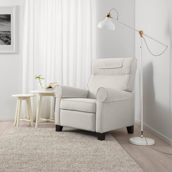MUREN Vilfåtölj, Nordvalla beige IKEA