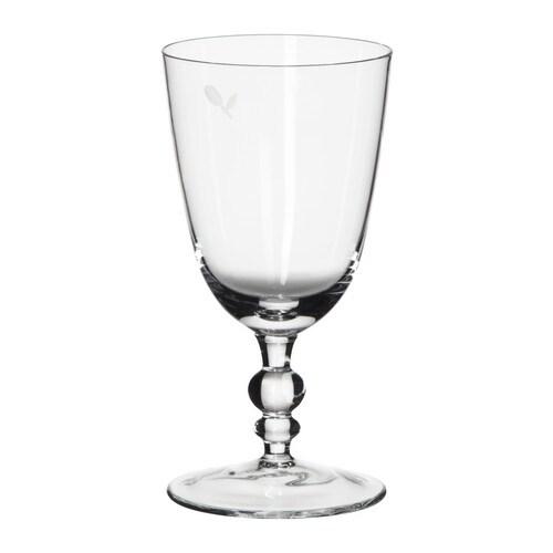 NÄRHET Rödvinsglas, klarglas Höjd: 16 cm Rymd: 28 cl