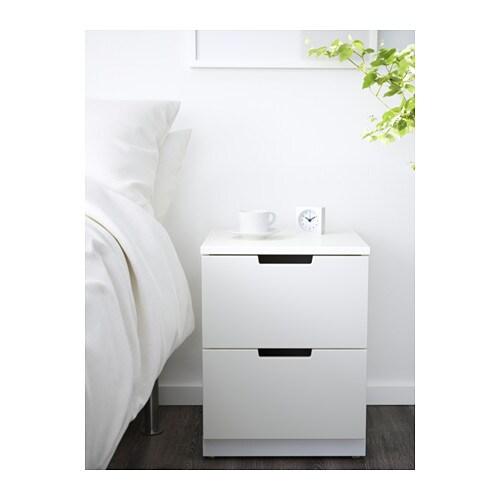 NORDLI Byrå med 2 lådor IKEA