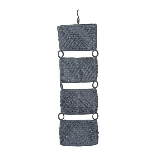 NORDRANA Hanging storage - grey - IKEA