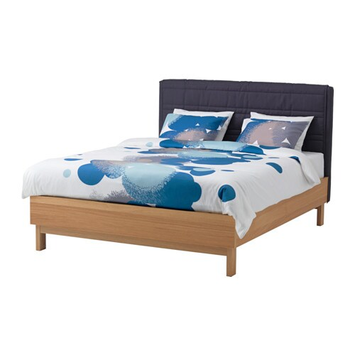 OPPLAND Sängstomme 180×200 cm, Luröy IKEA