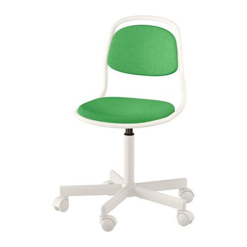 ÖRFJäLL Skrivbordsstol för barn IKEA
