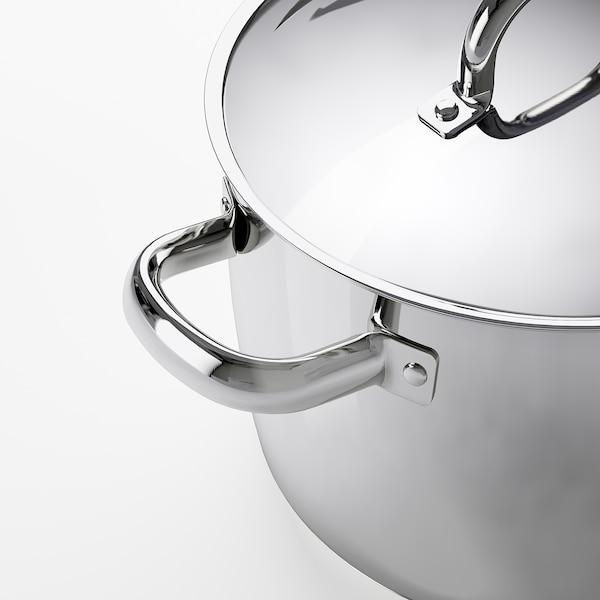 OUMBÄRLIG Gryt-/stek-/kastrullset 7 delar