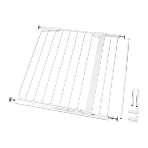 PATRULL KLÄMMA Barngrind IKEA Grinden är enkel att installera och