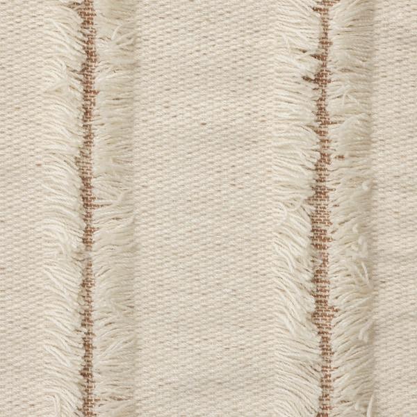 PEDERSBORG Matta, slätvävd, natur/off-white, 133x195 cm